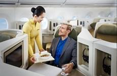 Vietnam Airlines giật thêm hai giải thưởng quốc tế uy tín về dịch vụ