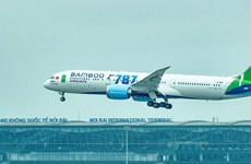 Bamboo Airways: Hướng tới mục tiêu ''hãng hàng không công nghệ''