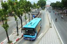 ''Hình ảnh xe buýt Hà Nội đã có nhiều bước ngoặt về chất và lượng''