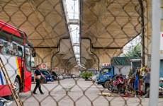 Hà Nội lại tiếp tục kiến nghị được phép trông giữ xe dưới gầm cầu