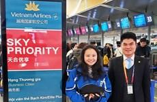 Tiếp viên Vietnam Airlines trả lại trang sức kim cương cho hành khách