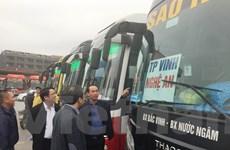 Sân bay Nội Bài, Bến xe Nước Ngầm ứng phó việc đi lại dịp Tết ra sao?