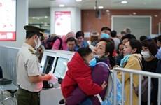 Sân bay Nội Bài kiểm soát chặt nguy cơ lây nhiễm virus corona