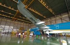 Vietnam Airlines và đối tác sẽ lập công ty bảo dưỡng thân cánh máy bay