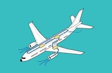 Virus khó có thể lây lan qua đường không khí trên máy bay