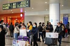Các sân bay đã giảm khoảng 20% lượng khách do dịch COVID-19
