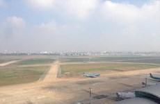 Sân bay Tân Sơn Nhất: Đề nghị tạm dừng khai thác một đường băng