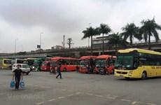Dịch bệnh COVID-19 làm sụt giảm vận tải hành khách từ 50-80%