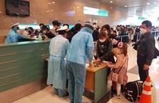Gần 1.900 khách từ Hàn Quốc qua sân bay Cần Thơ trong 5 ngày