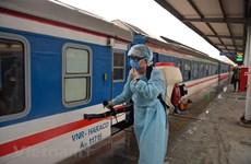 Cách ly gần 70 nhân viên đường sắt tránh để lây nhiễm COVID-19