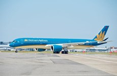 Hàng không xử lý ca nghi mắc COVID-19 trên chuyến bay từ Anh về TP.HCM