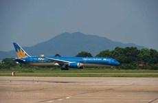 Vietnam Airlines vẫn vận chuyển hành khách từ châu Âu về Việt Nam