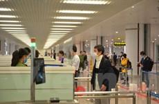 Sân bay Nội Bài điều chỉnh quy trình kiểm dịch với khách nhập cảnh