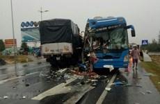 Hơn 2.100 người tử vong vì tai nạn giao thông trong 4 tháng đầu năm