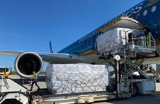 Vietnam Airlines 'cõng' lô hàng 'đặc biệt' sang Đức giữa dịch COVID-19