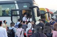 Xe khách liên tỉnh được khai thác đủ 100% số chuyến theo biểu đồ