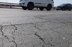 Đầu tư cân tự động để kiểm soát 100% xe quá tải qua cầu Thăng Long