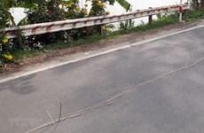Đã có giải pháp khắc phục sự cố rạn nứt, sạt lở mặt đường Quốc lộ 91