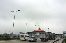 Từ ngày 10/6 sẽ thu phí tự động không dừng cao tốc Pháp Vân-Ninh Bình