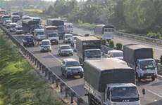 Bộ GTVT kiến nghị sớm thu phí trở lại cao tốc Tp.HCM-Trung Lương