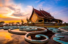Vietjet Thái Lan:Bán vé bay 35.000 đồng 13 đường bay nội địa