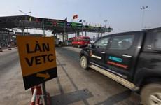 Bộ trưởng GTVT: Sẽ xử phạt xe chưa dán thẻ đi vào làn thu phí tự động