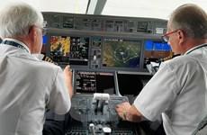 Xác minh thông tin nhân bản phiếu siêu âm tim của phi công, tiếp viên