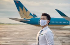 Trải lòng tiếp viên chuyến bay chở người Việt về từ Guinea Xích Đạo