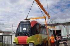 Đoàn tàu Nhổn-ga Hà Nội sẽ được đưa về nước vào cuối năm 2020
