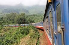 Đường sắt tạm ngừng chạy hàng loạt đoàn tàu do sụt giảm hành khách