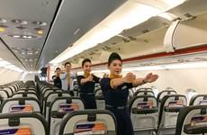 Pacific Airlines ra mắt đồng phục tiếp viên và thương hiệu mới