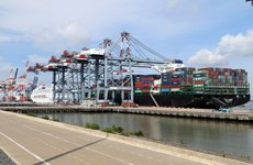 """Cảng biển Việt Nam """"đội sổ"""" trong khu vực về mức giá dịch vụ bốc xếp"""