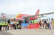 Hàng không Vietjet tiếp tục mở thêm đường bay nội địa tại Thái Lan
