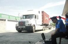 Thí điểm hệ thống cân tải trọng xe hiện đại nhất Việt Nam ở Quốc lộ 5
