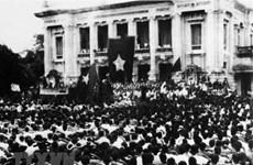 Cách mạng tháng 8: Mùa Thu lịch sử và khúc tráng ca hào hùng