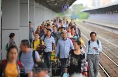 Đường sắt triển khai trả vé tàu qua mạng online từ ngày 1/9