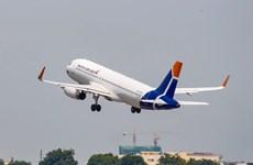 Máy bay Pacific Airlines chính thức ''khoác'' thương hiệu mới