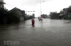 Bộ GTVT: Hạn chế thấp nhất thiệt hại do mưa lũ tại các tỉnh miền Trung