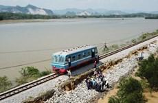 Ngành đường sắt thiệt hại hàng chục tỷ đồng vì mưa lũ miền Trung