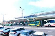Các sân bay được khai thác trở lại trừ sân bay Chu Lai do bị tốc mái