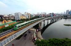 Đường sắt Cát Linh-Hà Đông vận hành thử toàn bộ hệ thống trong 20 ngày