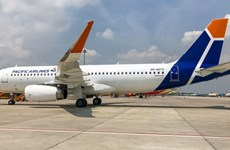 Tạm giữ một hành khách la hét có bom trên máy bay tại sân bay Nội Bài