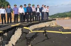 Cần 800 tỷ đồng sửa chữa Quốc lộ, đường sắt bị hư hỏng do bão, lũ