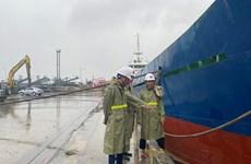 Cục Hàng hải: Điều động tàu, thuyền neo đậu tránh trú cơn bão số 13