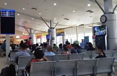 Hãng bay hỗ trợ khách khi ngưng phát thanh tại sân bay Cam Ranh