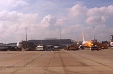 Chuyển đổi đường lăn, vị trí đỗ tàu bay tại sân bay Tân Sơn Nhất