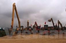 Bộ GTVT triển khai thi công 3 gói thầu cao tốc Mai Sơn-Quốc lộ 45