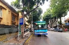 Hà Nội kiến nghị Chính phủ tháo gỡ khó khăn cho hoạt động xe buýt