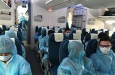 Mỗi tuần sẽ có 33 chuyến bay trọn gói đưa công dân Việt Nam về nước