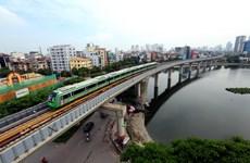 Đường sắt Cát Linh-Hà Đông được vận hành thử để đánh giá an toàn